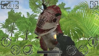 Dinosaur Hunter: Survival Game Android Gameplay