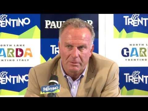 FC Bayern - Karl Heinz Rummenigge