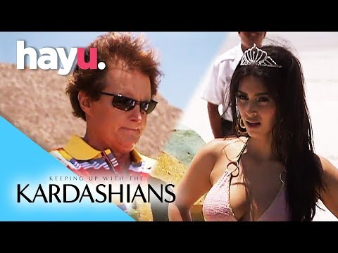 Bruce Furious Over Girls Gone Wild Shoot   Keeping Up With The Kardashians