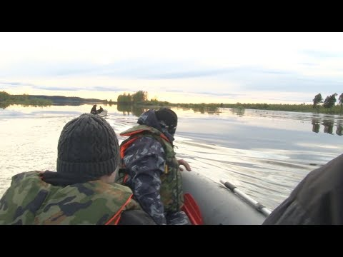 Рейд по рыбакам браконьерам