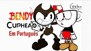"""Download CUPHEAD - Paródia Bendy """"Build Our Machine"""" (em Português) Mp3 and Videos"""