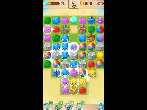 Jelly Splash lvl 1267 Android 3 Stars