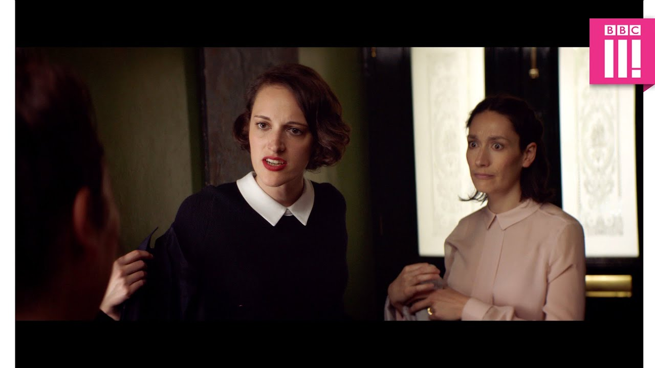 Download When your Godmother is a b**ch but you can't say anything - Fleabag: Episode 5 - BBC Three