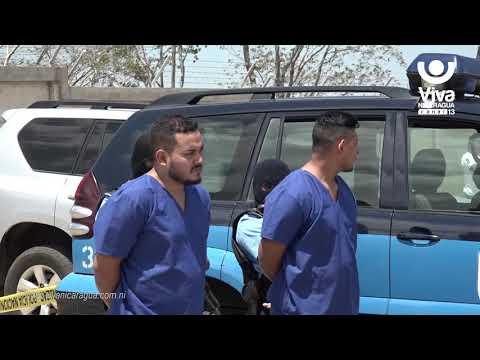 Policía Nacional vuelve asestar un 'duro' golpe al narcotráfico en Rivas