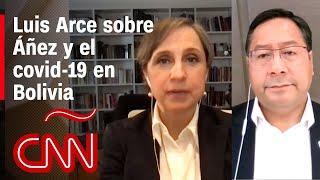 Lo que dice el presidente de Bolivia Luis Arce sobre el caso de Jeanine Áñez y más