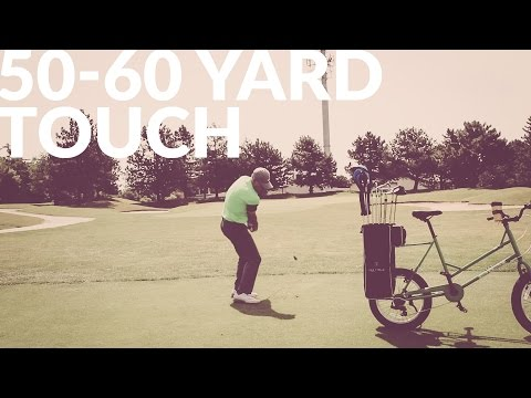 40 to 60 PITCH SHOT- Wisdom in Golf  - Shawn Clement