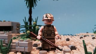Lego WW2 Battle of Guam