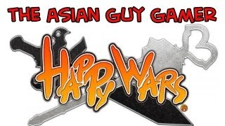 Lets Play: Happy Wars - Gameplay