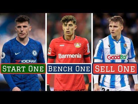 Start One, Bench One, Sell One?