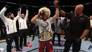 UFC 223: Fight Motion