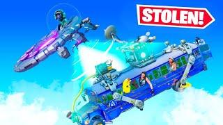 I STOLE THE BATTLE BUS!