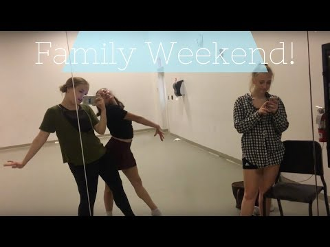 Boston Conservatory FAMILY WEEKEND AND CAROUSEL