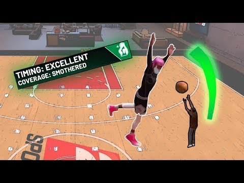 BEST 5'7 PURE SHOT CREATOR 1V1's TRASH TALKING 16 YEAR OLD IN NBA 2K19! I'M THE 5'7 TYCENO?