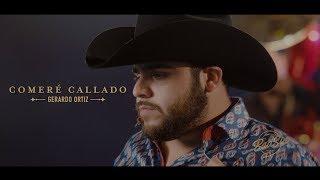 Смотреть клип Gerardo Ortiz - Comeré Callado