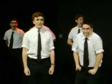 Two by Two (Book of Mormon) - Cabaret version