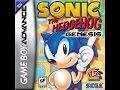 GBA Sonic the Hedgehog: Genesis Video Walkthrough