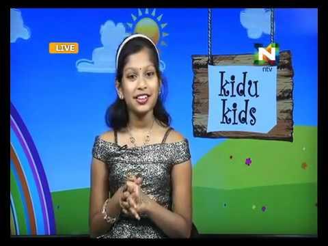 NTV UAE  Kidu Kids April 3 2016  Angela