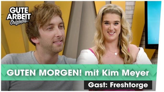 Guten Morgen Mit Kim Meyer Gute Arbeit Originals Youtube