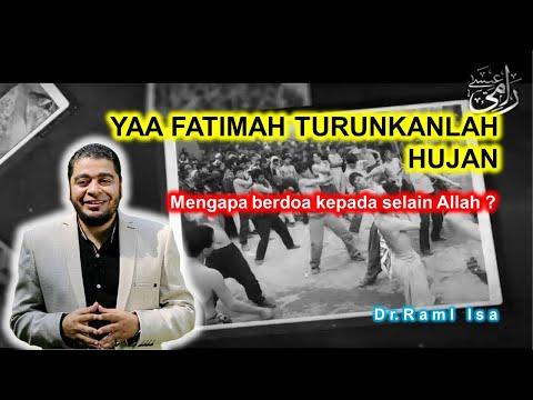 Nyleneh! Syiah Meminta ke Fathimah RA untuk Menurunkan Hujan