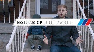 The REAL costs of restoring a car Pt 1 - BMW 3.0 CS Build