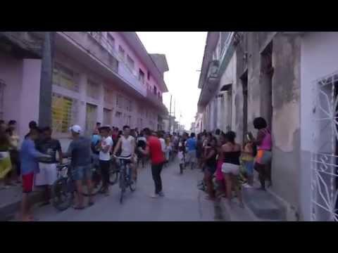 Encontre la Conga en Camaguey