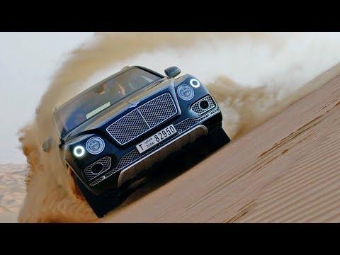 Bentley Bentayga Falconry by Mulliner [YOUCAR]
