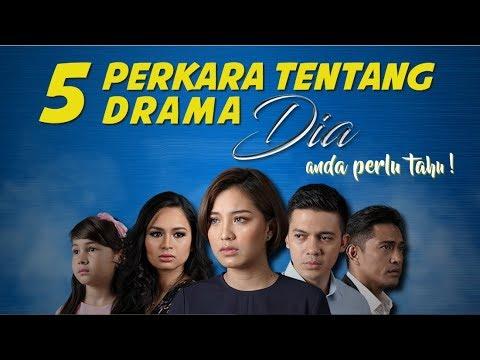 5 perkara tentang drama DIA anda perlu tahu