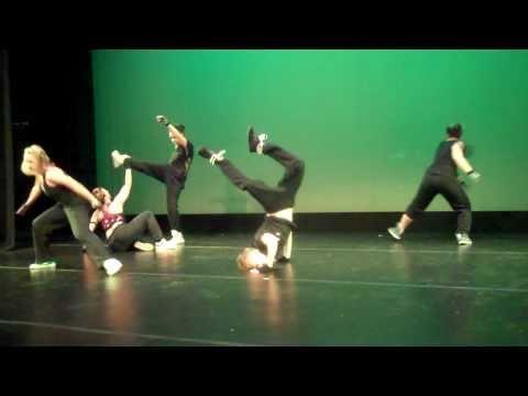 """""""Bass Heads"""" Oakland Dance Theater 2011"""