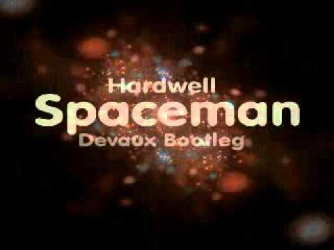 Hardwell-Spaceman (Devaux Re-Boot)