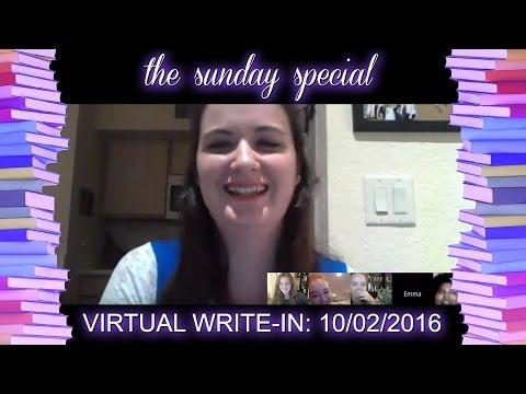 VIRTUAL WRITE-IN: 10/02/2016