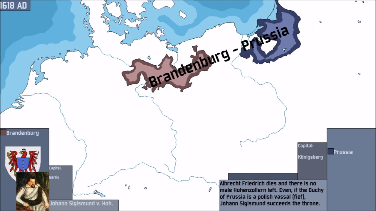 History of GermanyPrussiaBrandenburg and the Teutonic Order