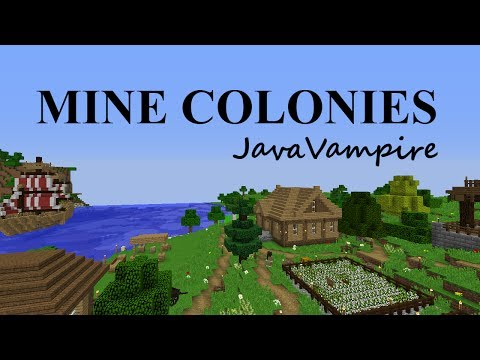 Minecolonies 1.11.2 Episode 12 - Level 10 Happiness!!!