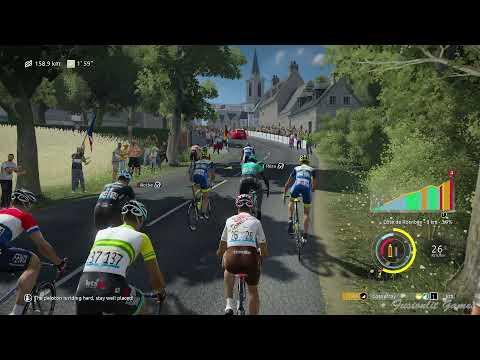 Tour de France 2021 Walk-through Gameplay No Commentary (1080p60) #1  