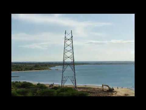 Tower Construction   Nacala, Mozambique