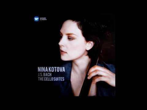 Bach Cello Suite No.2 In D Minor, BWV 1008 - Nina Kotova 432Hz