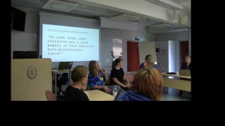 SICSS Helsinki site: Fishbowl - What is computational social science? (part 2)