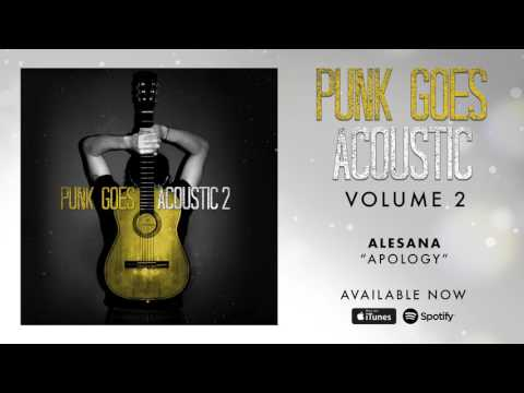 Alesana - Apology (Punk Goes Acoustic Vol. 2)