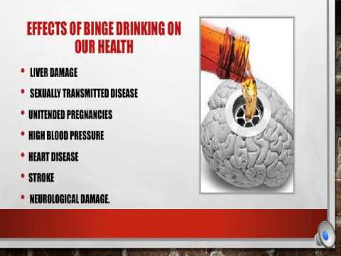 What Are The Effects Of Teenage Drinking