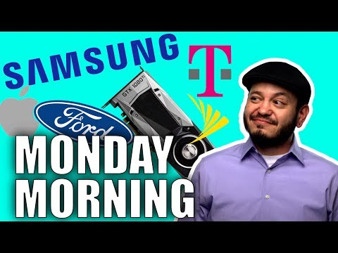 Samsung RAM Price Fixing, Apple Taxes, T-Mobile + Sprint, Lootboxes Illegal, GPU Prices Drop? #SGGQA