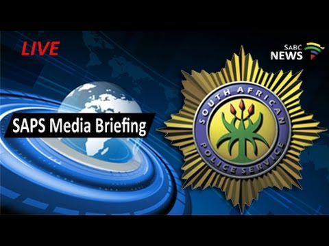 SAPS holds media briefing, 22 March 2017