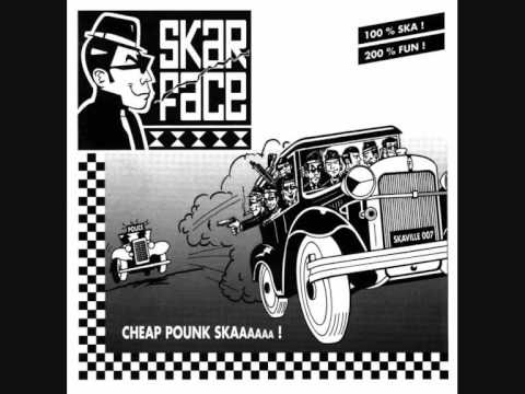 Skarface (FRA) - Cheap Pounk Skaaaaaa! FULL ALBUM 1992