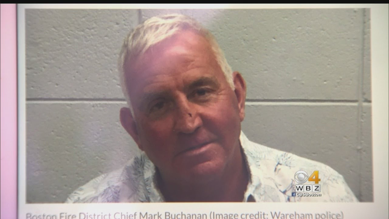 Boston Fire District Chief Arrested, Charged With Driving Drunk