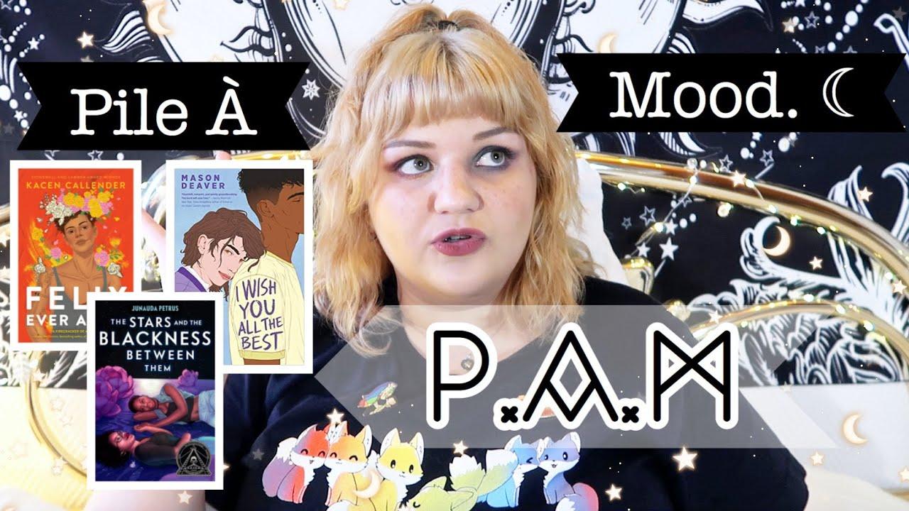 ❩ PAM | Pile À Mood (Juin) ❨