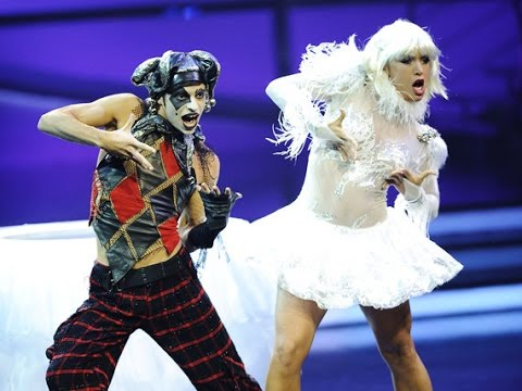 IVY & ROBBIE Ice Queen & Jester SYTYCD - YouTube