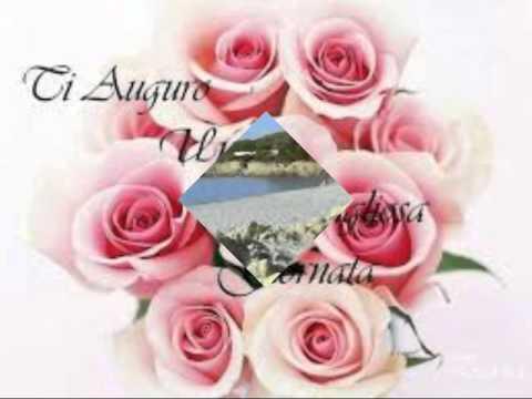 abbastanza A te mia cara amica auguro un felicissimo giorno! - YouTube QI46