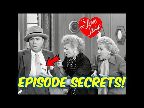 I Love Lucy: Charles Boyer Episode Secrets!! Behind the s Info YOU NEVER HEARD!