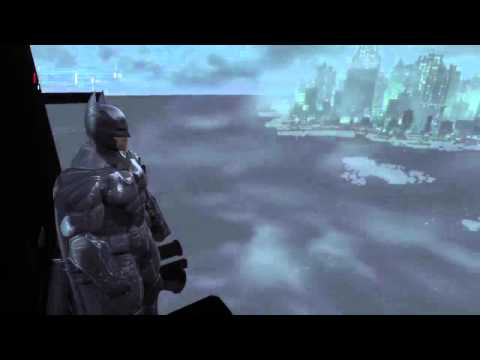 Batman, Get Outta Town