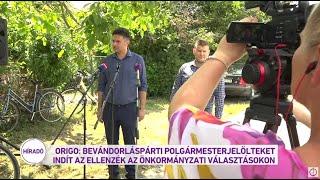 Origo: bevándorláspárti polgármesterjelölteket indít az ellenzék az önkormányzati választásokon