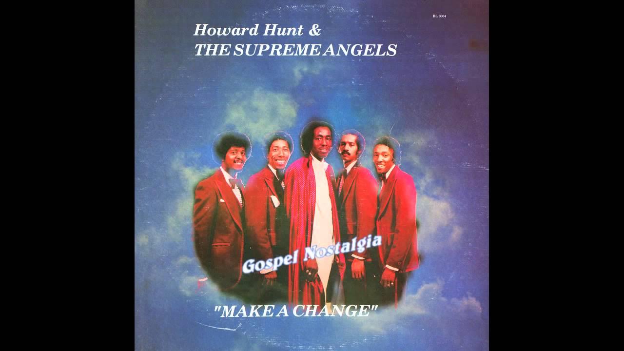 Make A Change 1981 Slim The Supreme Angels Youtube