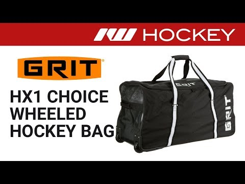 Grit HX1 Wheeled Hockey Bag Review